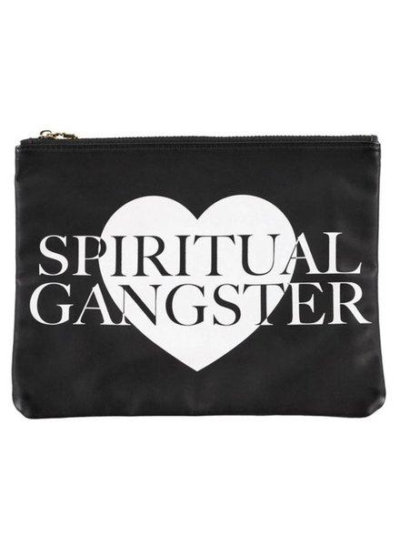 Spiritual Gangster SG Logo Heart Pouch