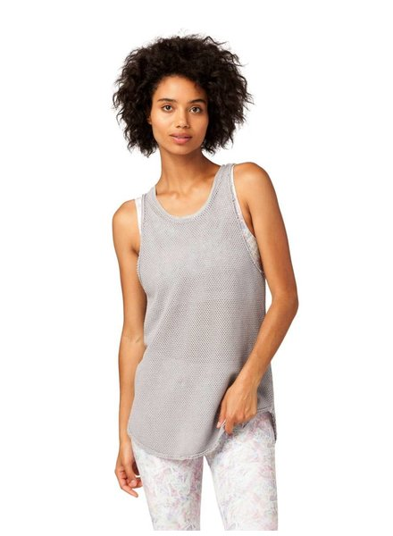 Electric & Rose Electric & Rose Canal Mesh Tank
