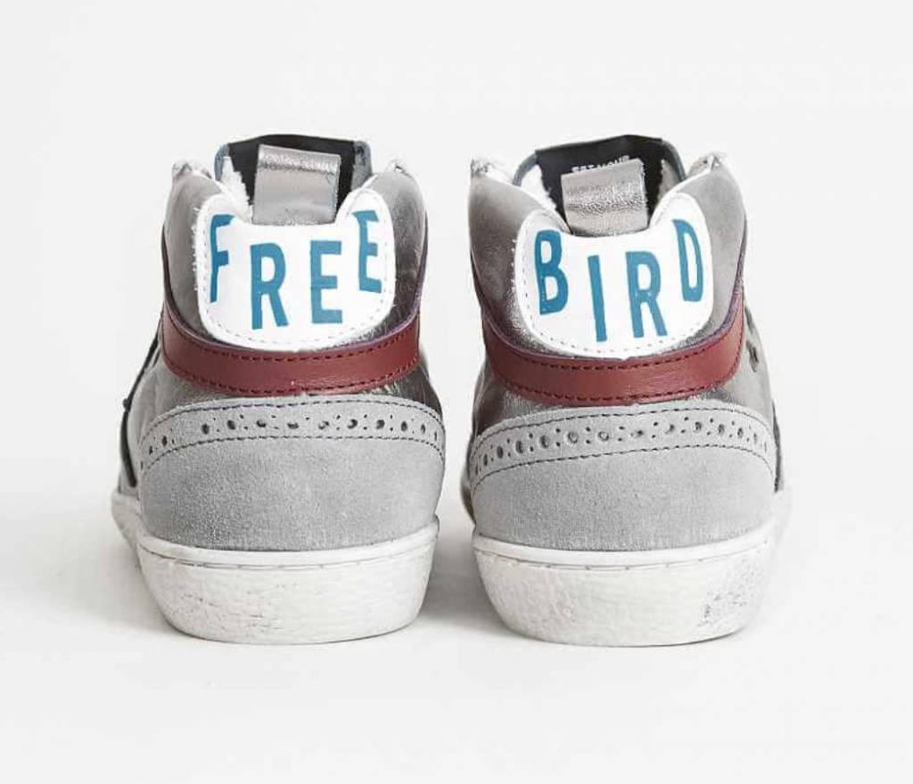 Freebird Freebird Pewter Sneaker