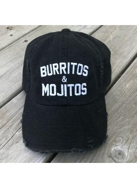 From Phoenix With Love Burritos & Mojitos Baseball Cap