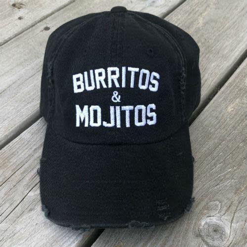 From Phoenix With Love Burritos & Mojitos Baseball Cap