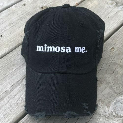 From Phoenix With Love Mimosa Me Baseball Cap