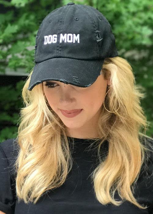From Phoenix With Love Dog Mom Baseball Cap