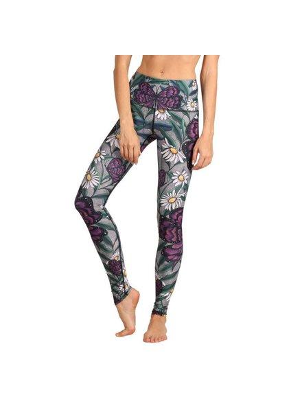 Yoga Democracy Daisy Days Leggings