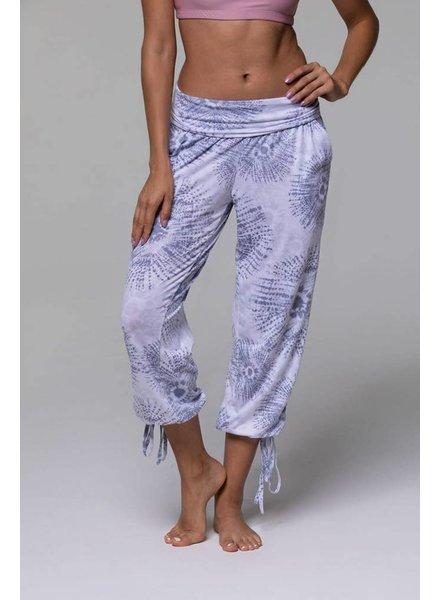 Onzie Onzie Gypsy Pant Shibori Gray