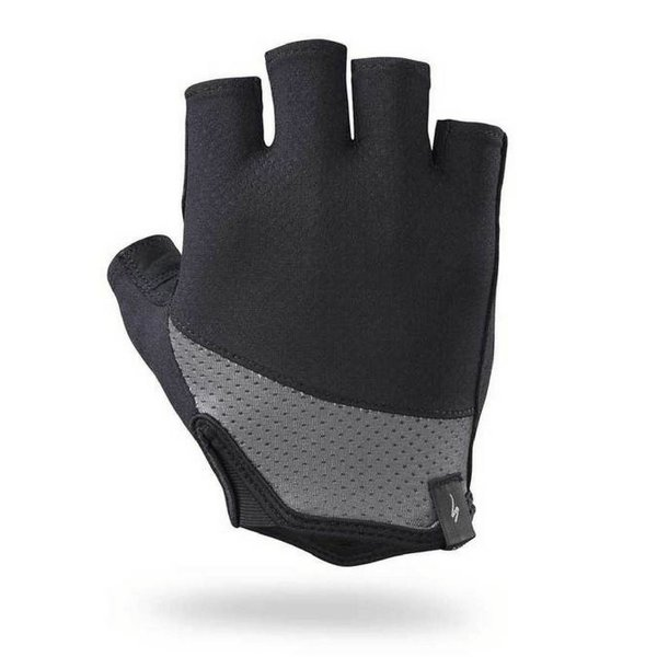 Specialized BG TRIDENT GLOVE BLK/CARBGRY S