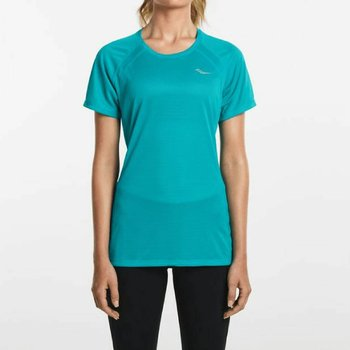 Saucony Hydralite Short Sleeve- Womens