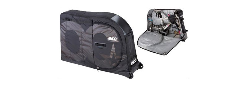 Traveling with your bike? Rent a travel case!