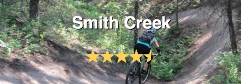Smith Creek is #1!