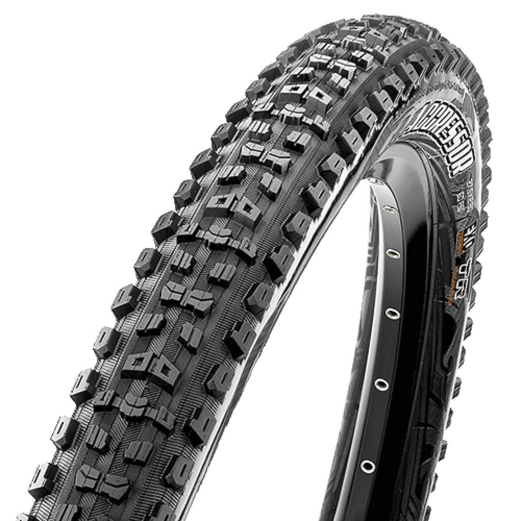 Maxxis Maxxis Aggressor tire EXO/tubeless ready