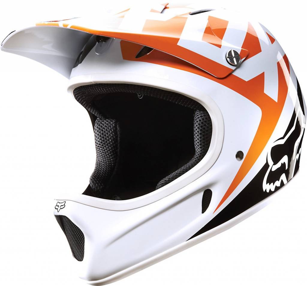 Fox Head 15 Fox Rampage helmet