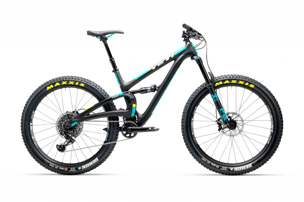 Yeti Cycles 17 Yeti SB5+ Carbon w/X01 Eagle kit