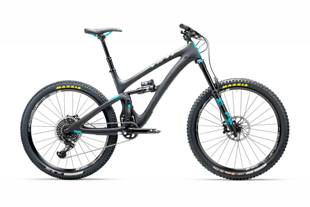 Yeti Cycles 17 Yeti SB6 Carbon w/SLX-XT kit
