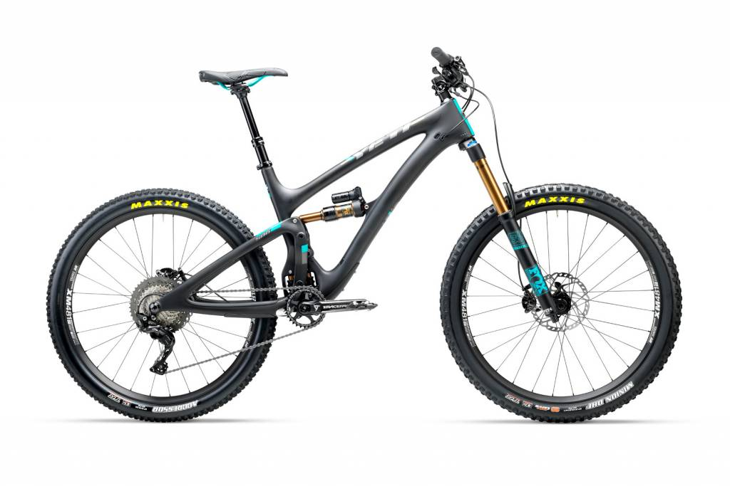 Yeti Cycles 17 Yeti SB6 Turq w/XT kit