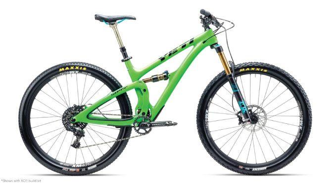 Yeti Cycles 16 Yeti SB4.5 Carbon w/X01 kit
