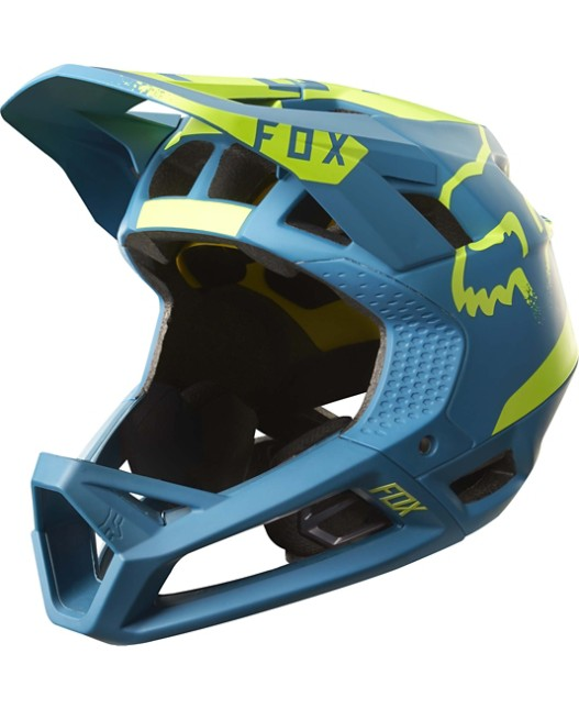 Fox Head 17 Fox Proframe enduro helmet