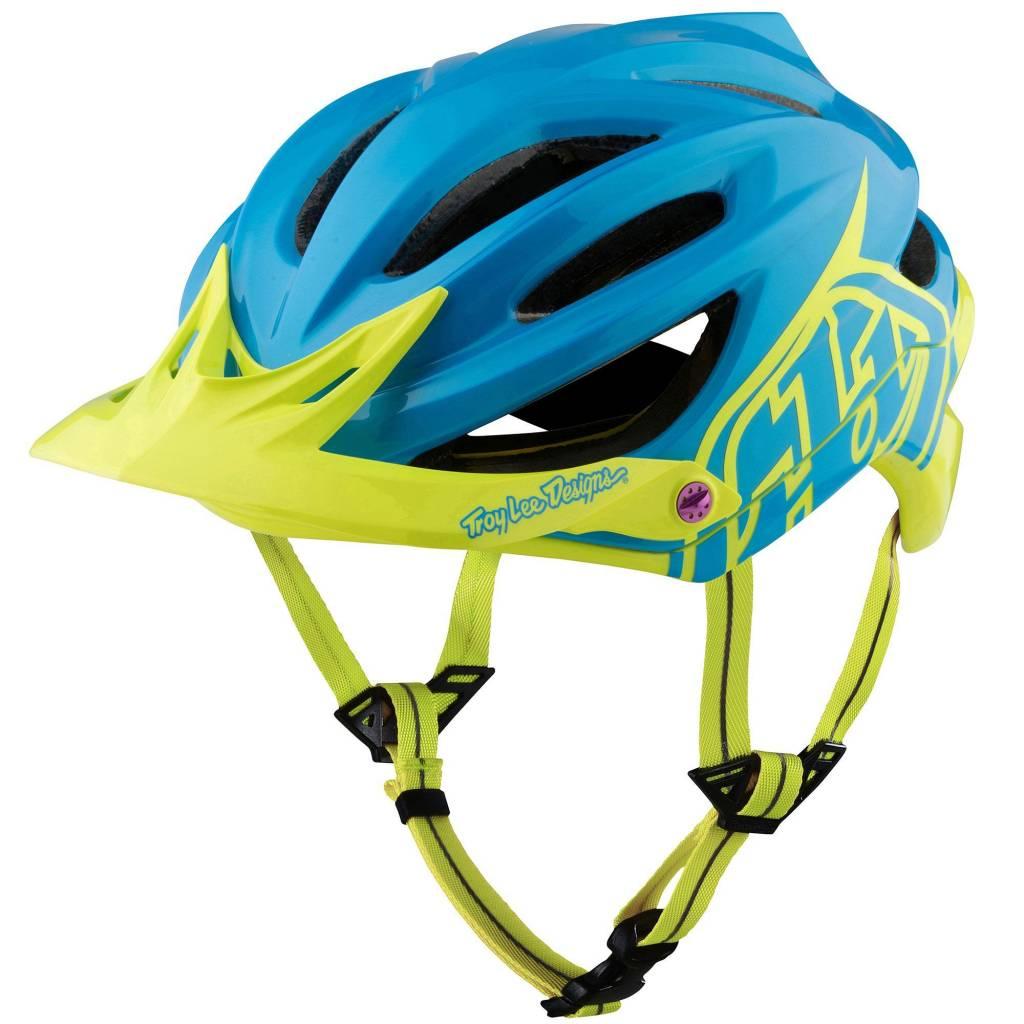 Troy Lee Designs 17 Troy Lee A2 Decoy MIPS helmet