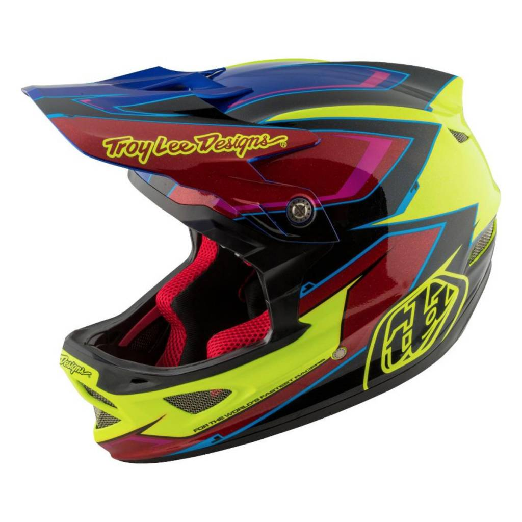 Troy Lee Designs 17 Troy Lee Designs D3 Composite Cadence helmet