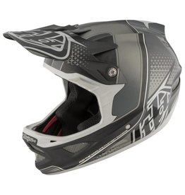 Troy Lee Designs 17 Troy Lee Designs D3 Carbon MIPS Starburst helmet