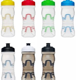 Fabric Fabric cageless waterbottle