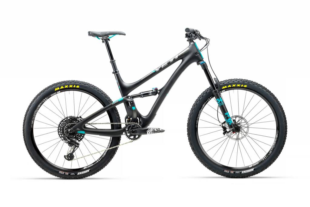 Yeti Cycles 18 Yeti SB5 Carbon w/ GX Eagle kit