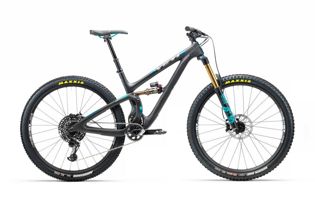 Yeti Cycles 18 Yeti SB5.5 Turq w/ X01 Eagle kit