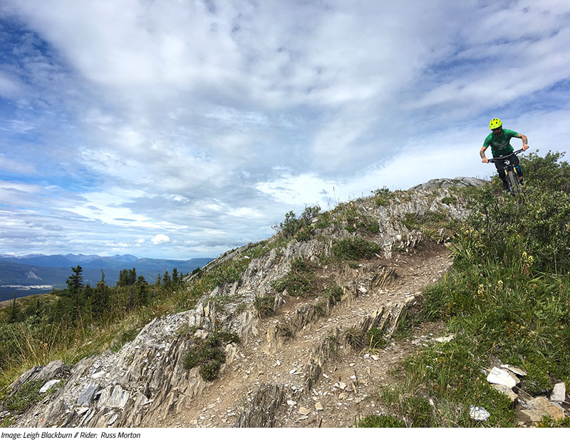 Sovereign Cycle Ride Diary: MTB Trail Hunting in the Yukon