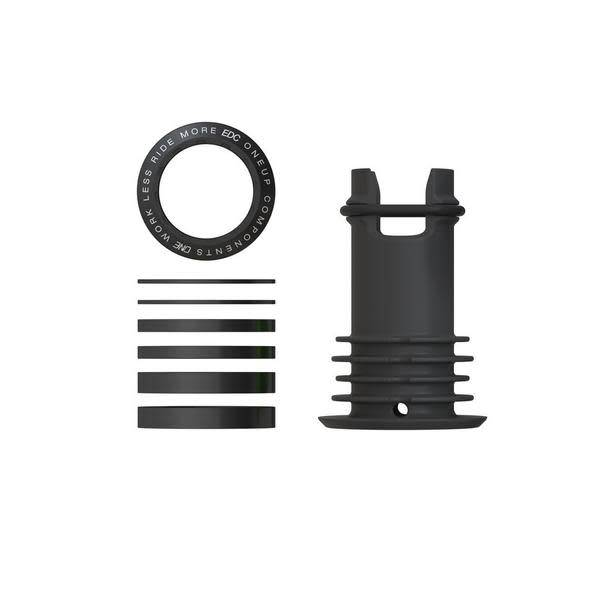 OneUp EDC top cap assembly
