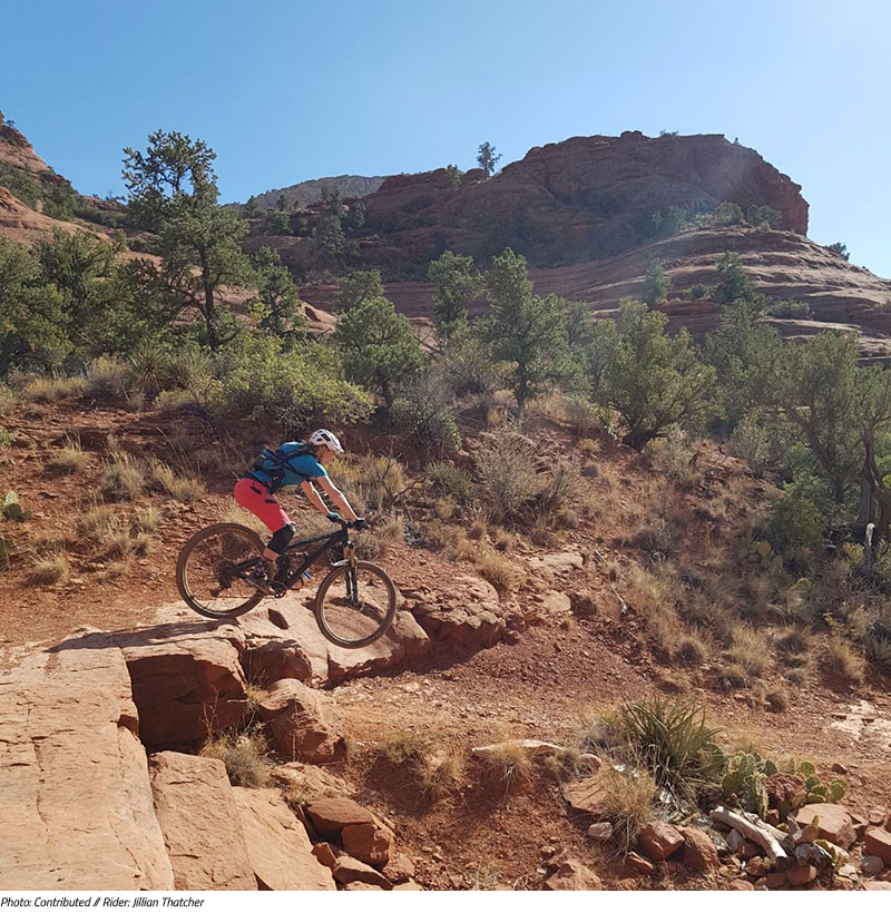 Sovereign Cycle Ride Diary: It's Summer Somewhere - Sedona, AZ