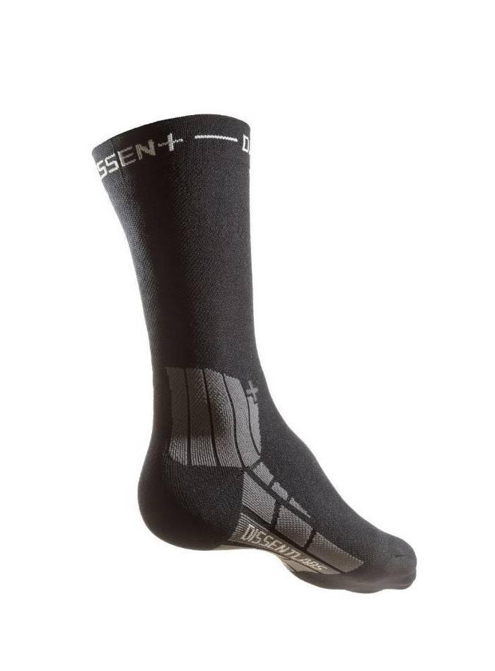 Dissent Labs Genuflex compression crew sock