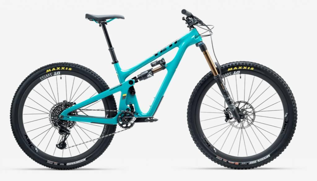 Yeti Cycles 19 Yeti SB150 T-series w/ X01 Eagle Race kit