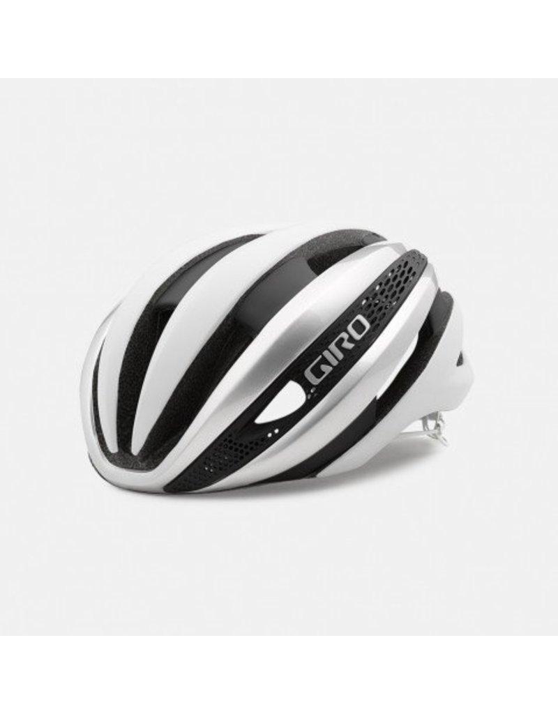 Giro Giro Synthe Matte White Silver