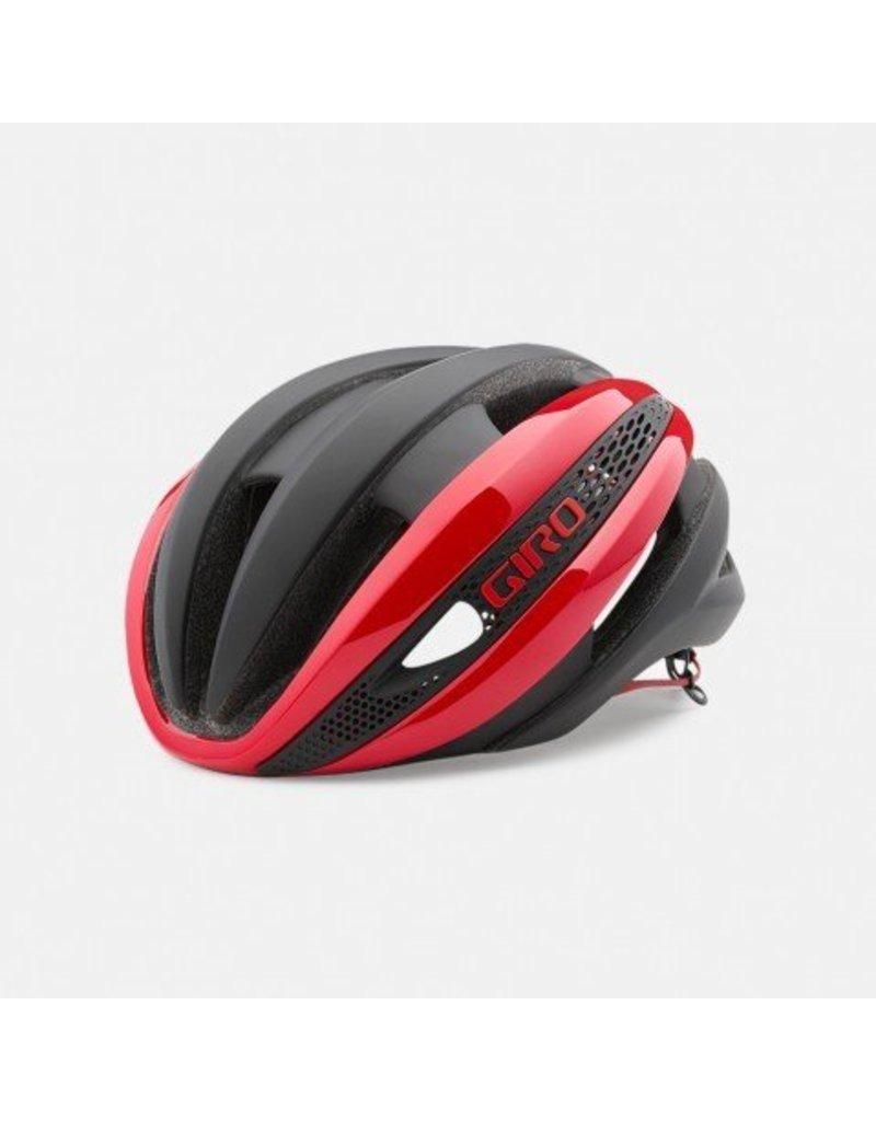 Giro Giro Synthe Red Matte Black