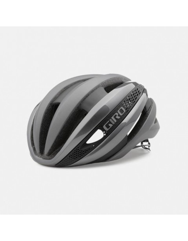Giro Giro Synthe Matte Ti Silver