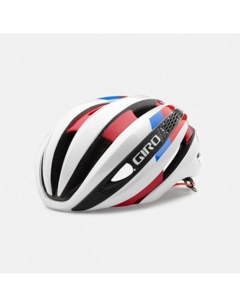 Giro Giro Synthe White Red Blue