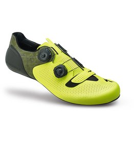 Specialized Specialized Sworks 6 Road Shoe Neon Yellow