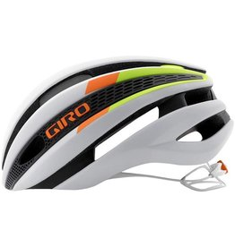 Giro Giro Synthe Matte White Lime Flame