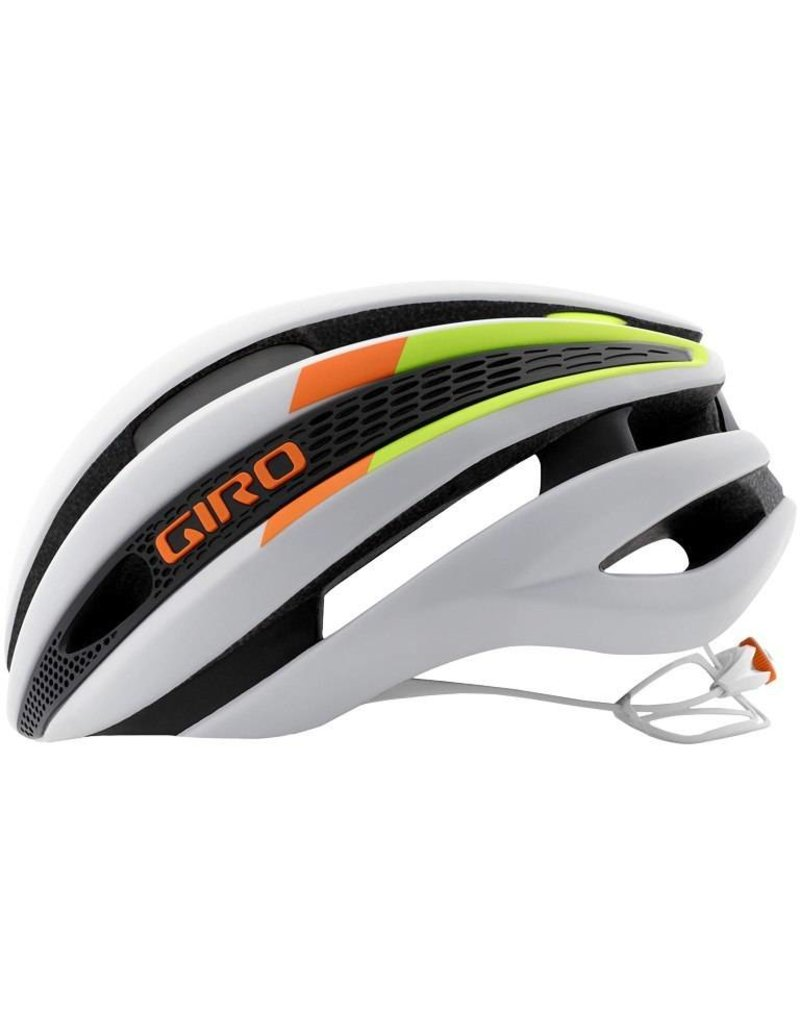 Giro Giro Synthe Matte White Lime Flame