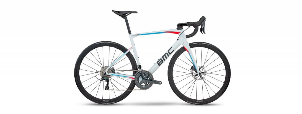 BMC 2017 BMC Roadmachine RM01 Ultegra Wht/Blue