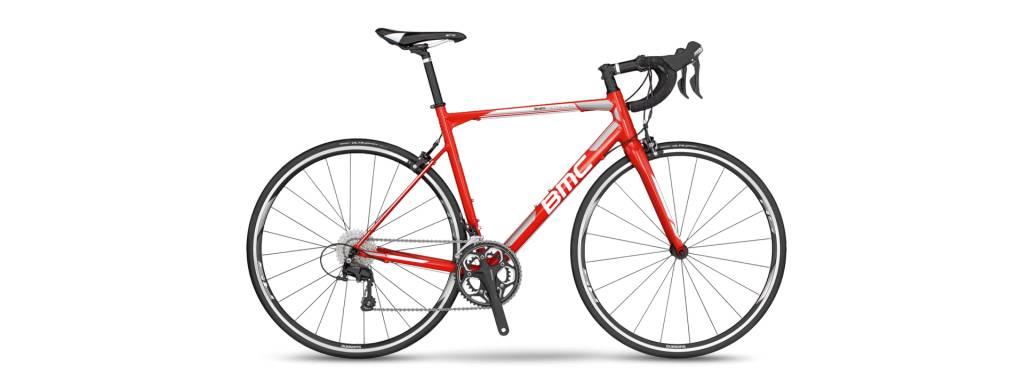 BMC 2017 BMC Teammachine ALR01 105 Red