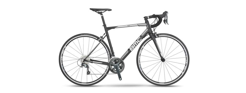 BMC 2017 BMC Teammachine ALR01 Tiagra CT Grey