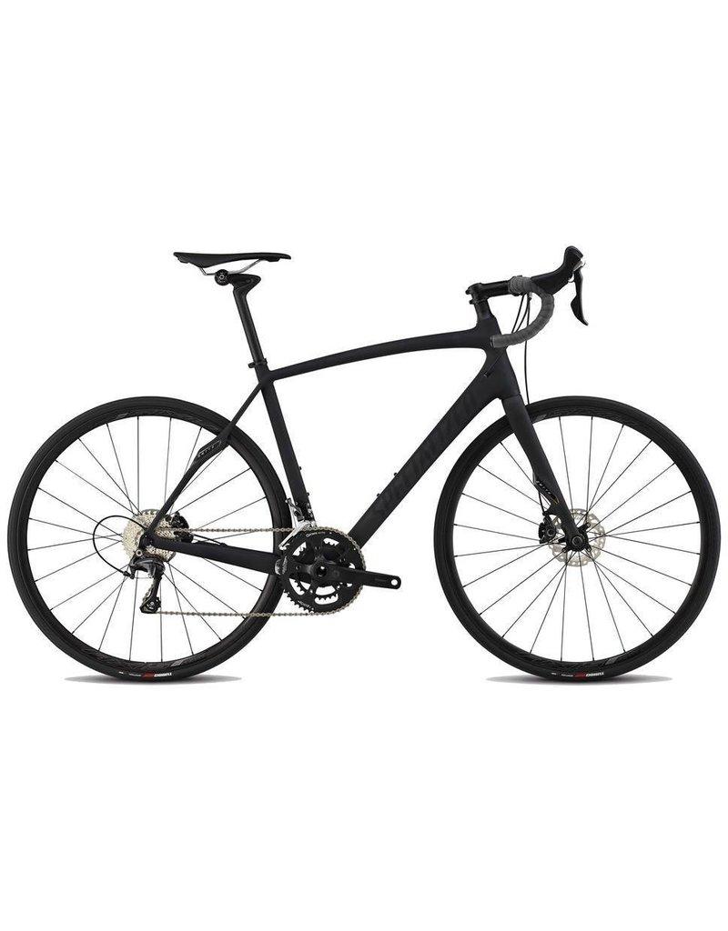 Specialized 2016 Specialized Roubaix SL4 Comp Disc Black