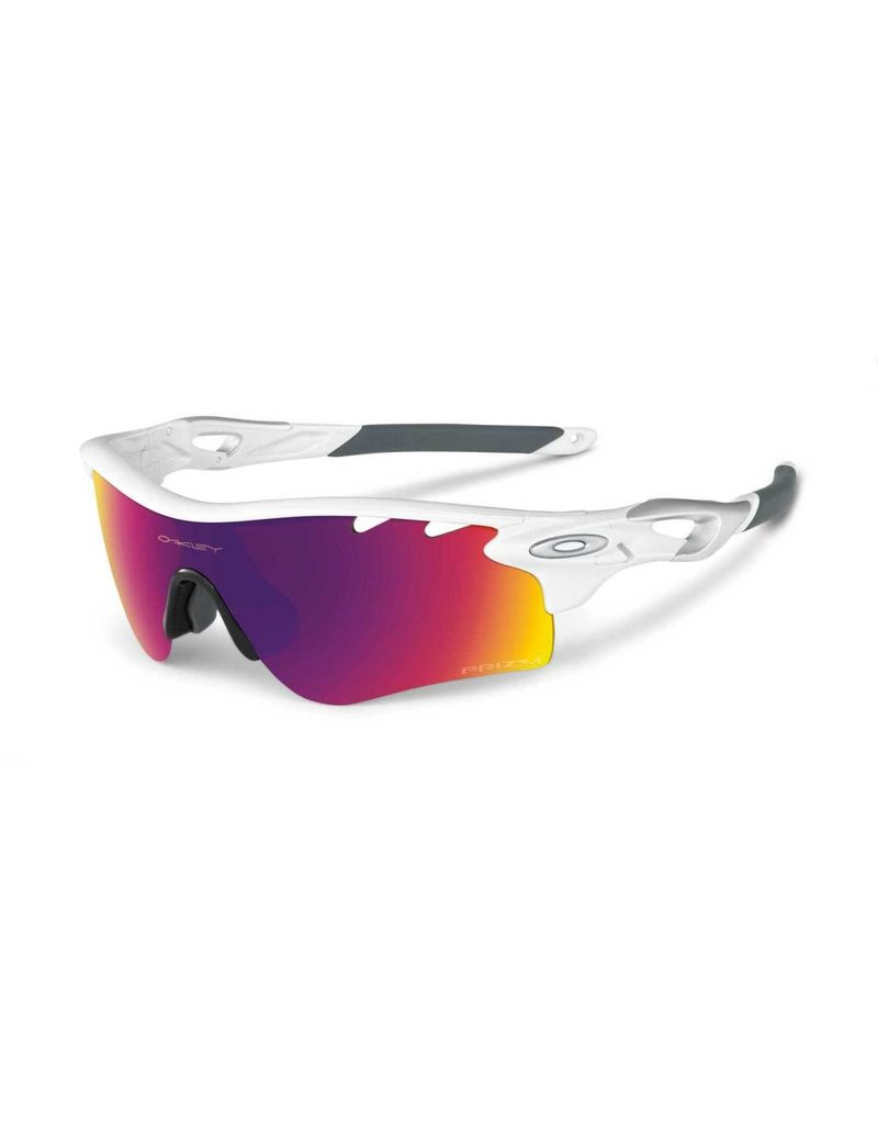 Oakley Oakley Radarlock Path Vented Polished White Prizm Road