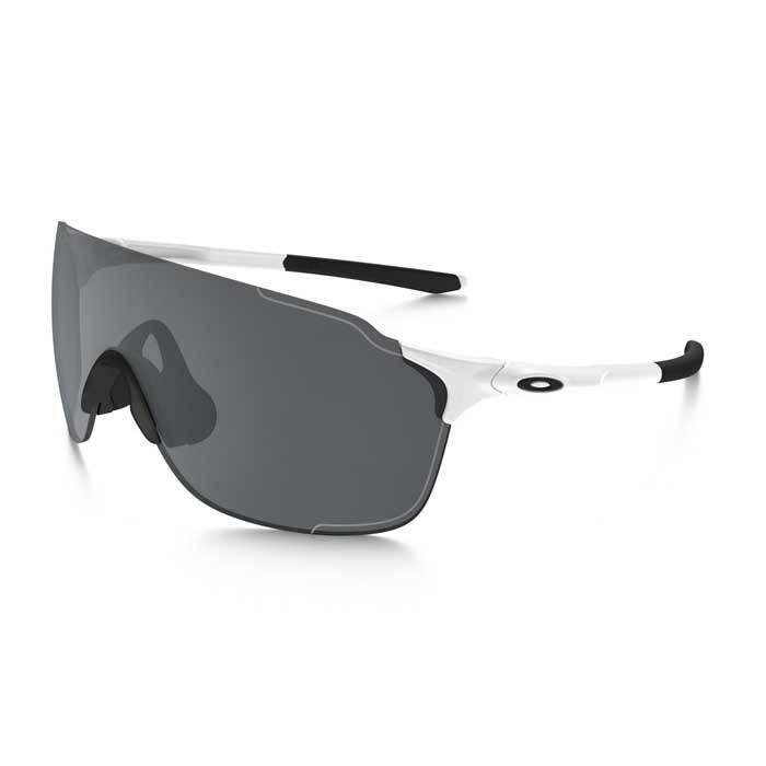 Oakley Oakley EVZero Stride Pol White w/ Black Irid