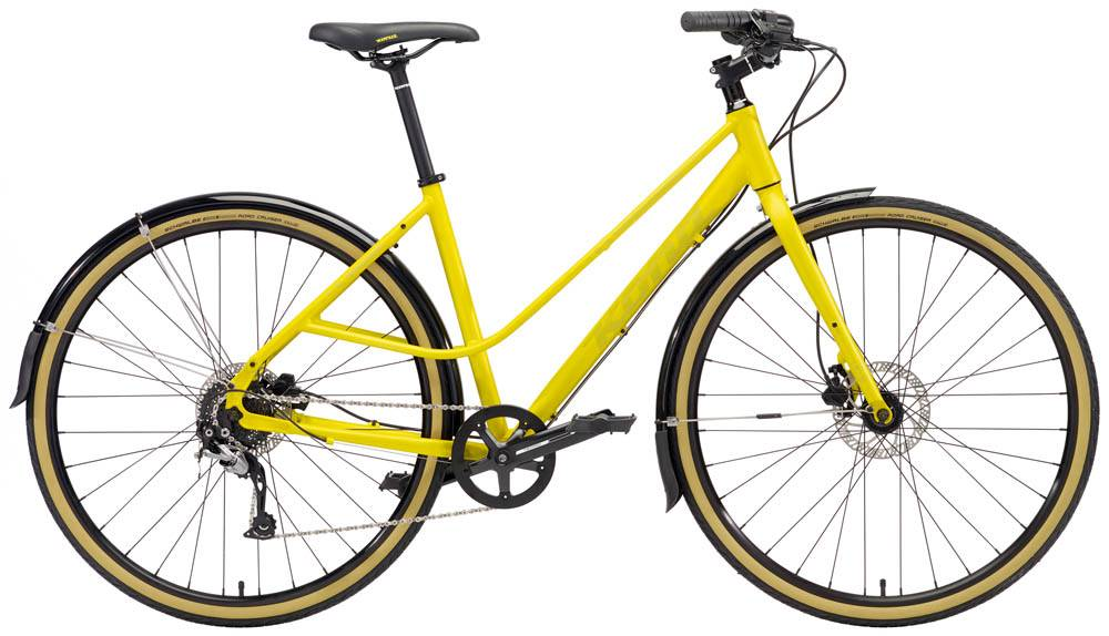 Kona 2018 Kona Coco Yellow