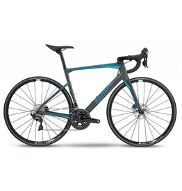 BMC 2018 BMC Roadmachine 01 Four Grey Blue