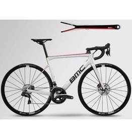 BMC 2019 BMC Teammachine SLR02 Disc One White