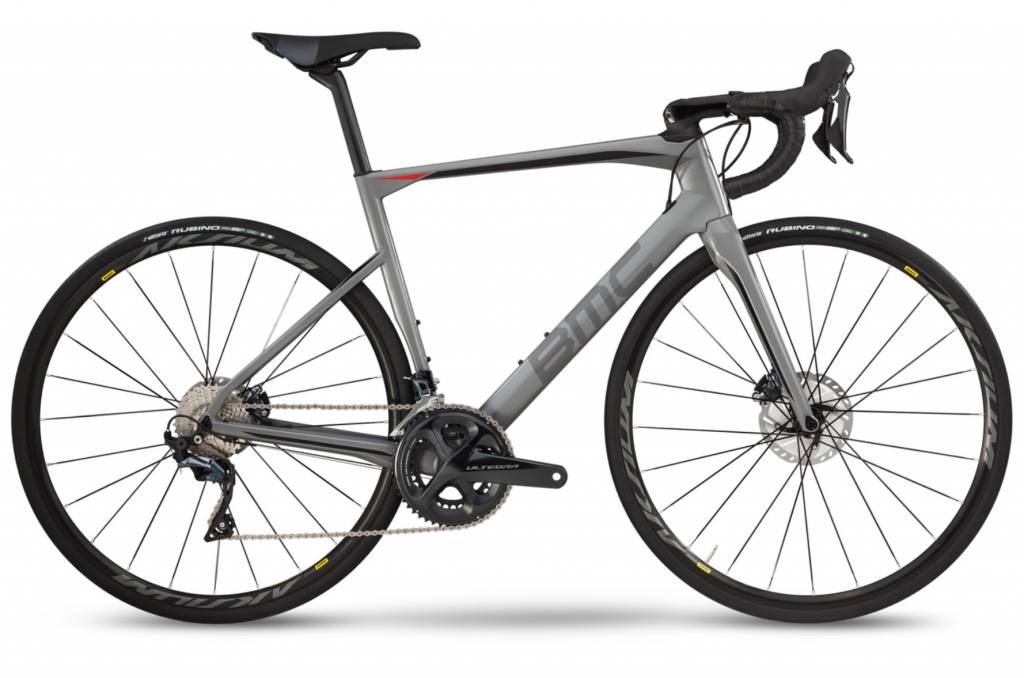 BMC 2019 BMC Roadmachine 02 Two Grey