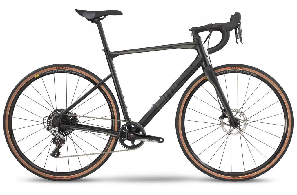BMC 2019 BMC Roadmachine X Black