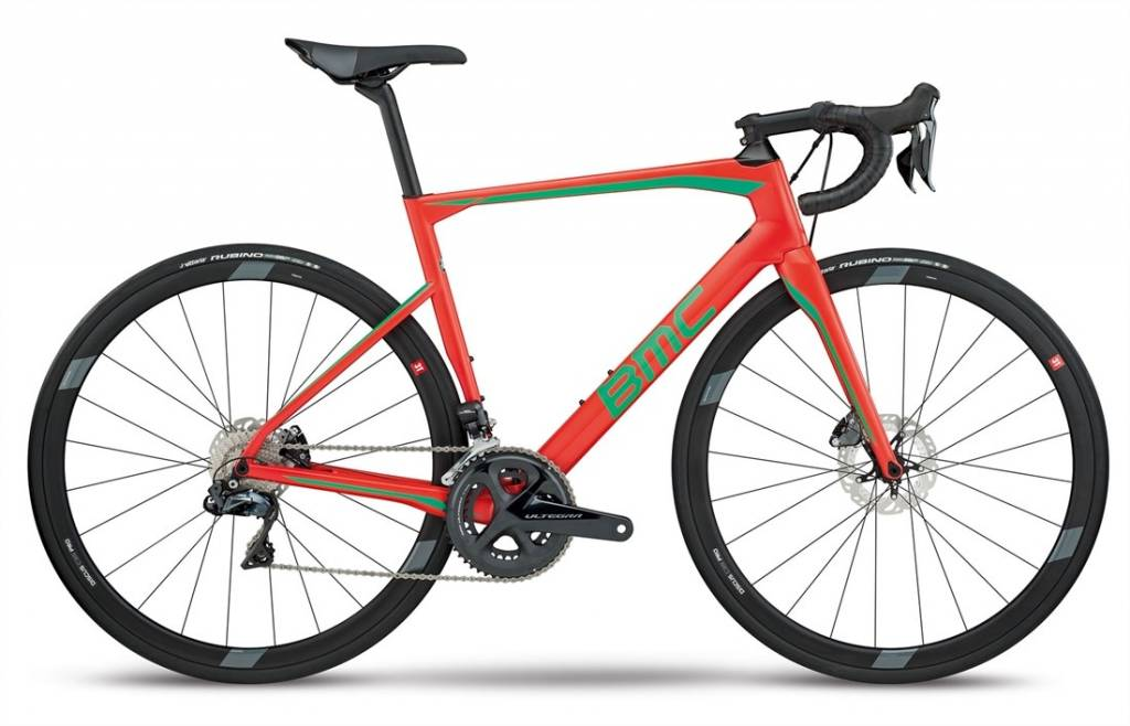 BMC 2018 BMC Roadmachine 02 One